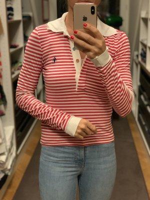 Versace Longsleeve raspberry-red-white