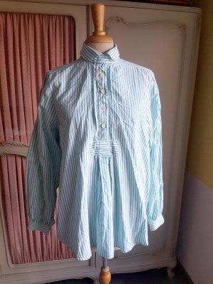 Gestreiftes Vintage-Hemd | 70er 80er Frankonia Jagd