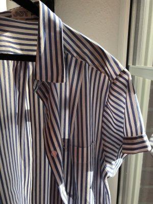 gestreiftes vintage hemd
