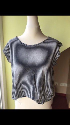 Gestreiftes Zara T-shirt