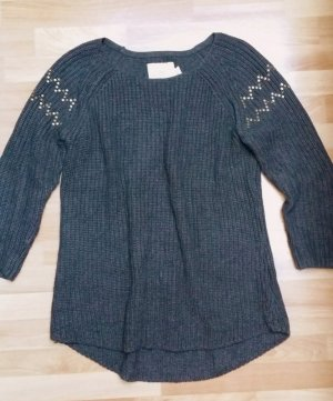gestrickter Pullover Strickpullover in gar von H&M Gr. M
