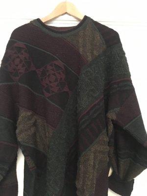 Gestrickter Pullover vintage