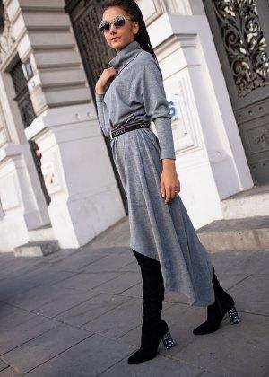 Bastet Abito maglione grigio