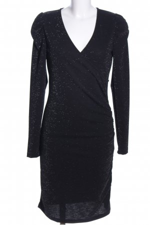 Gestuz Abendkleid schwarz meliert Elegant