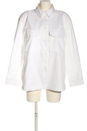 Gestuz Camicia a maniche lunghe bianco Cotone