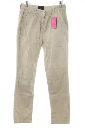 Gestuz Chinohose beige Casual-Look