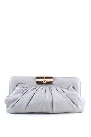Gestuz Pochette gris clair style d'affaires