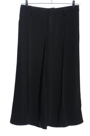 Gestuz Pantalone culotte nero stile casual