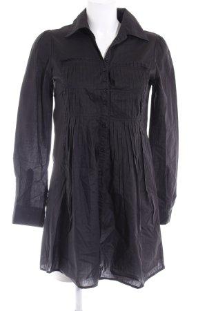 Gestuz Hemdblusenkleid schwarz Elegant