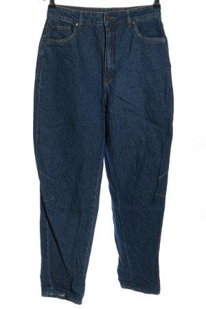 Gestuz Jeans taille haute bleu style décontracté