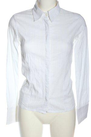 Gestuz Chemise à manches longues blanc style d'affaires