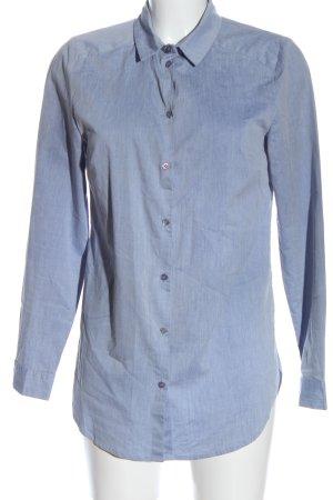 Gestuz Camicia a maniche lunghe blu stile professionale