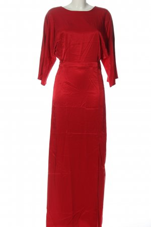 Gestuz Sukienka maxi czerwony W stylu casual