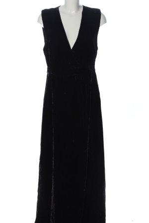 Gestuz Robe longue noir élégant