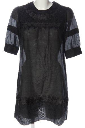Gestuz Robe courte noir style décontracté
