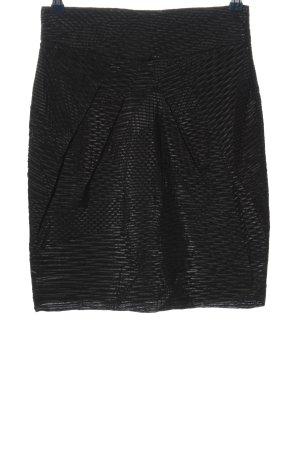 Gestuz Mini-jupe noir style décontracté
