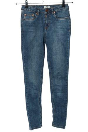 Gestuz Jeans skinny bleu style décontracté
