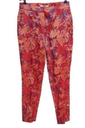 Gestuz Pantalon en jersey multicolore style décontracté