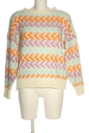 Gestuz Pull tricoté multicolore style décontracté
