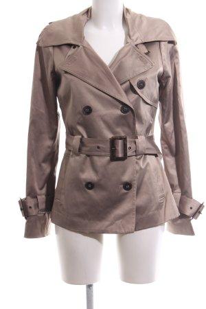 Gestuz Trenchcoat bronzefarben Casual-Look