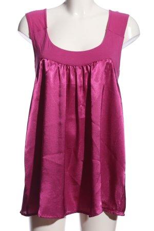 Gestuz Blusa a tunica rosa elegante