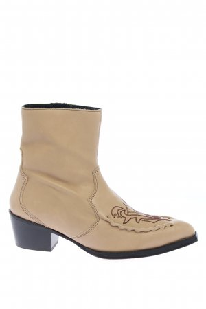 Gestuz Western Boots natural white casual look