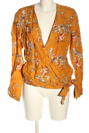 Gestuz Wraparound Blouse allover print casual look