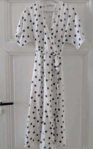 Gestuz Wrap Dress Elsie Polka Dots 36 Neu