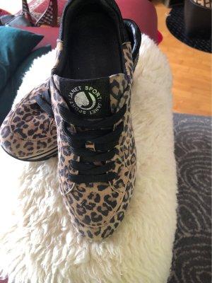 Getigerter superschöner Sneakers