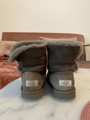 Getragene UGG Boots
