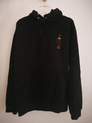 GETRASH CLOTHING Hooded Sweater black