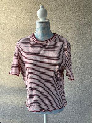 Getreiftes T-Shirt
