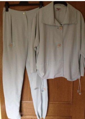 GETTONE toller Anzug - kastige Jacke und Hose Gr. 38 40