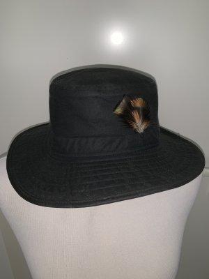 Chapeaux imperméables bleu foncé