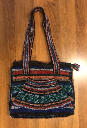 Gewebte Tasche aus Südamerika