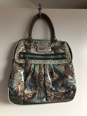 George Gina & Lucy Sac Baril multicolore