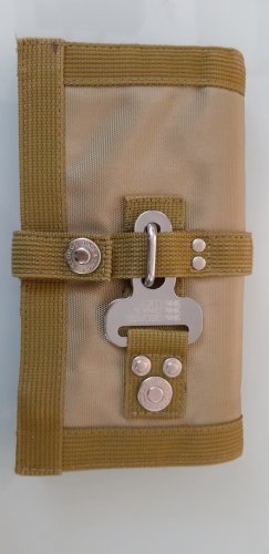 George Gina & Lucy Wallet sand brown
