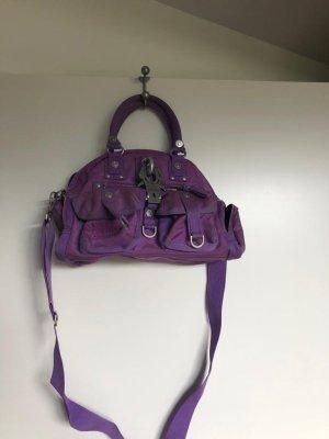 George Gina & Lucy Borsa a spalla viola-lilla