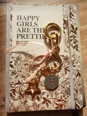 GGL Schlüsselanhänger und Buch