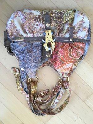George Gina & Lucy Sac Baril multicolore tissu mixte