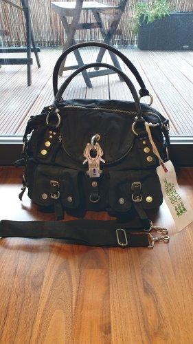 GGL Tasche - Daisy Saddle - schwarz
