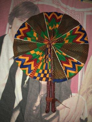 keine Marke bekannt Folding Umbrella multicolored