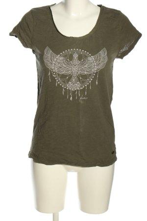 Ghanda Print-Shirt
