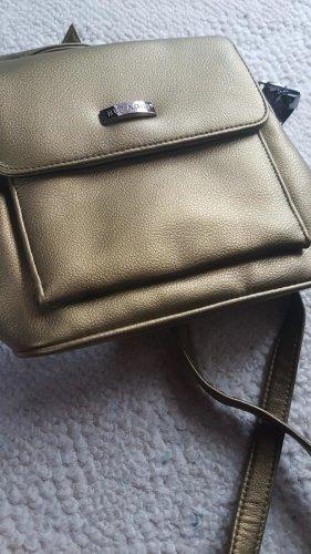 GI Cross over Tasche, Handtasche, edles altgold