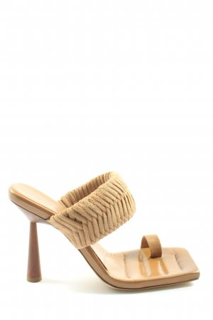 GIA/RHW Riemchen-Sandaletten nude Casual-Look