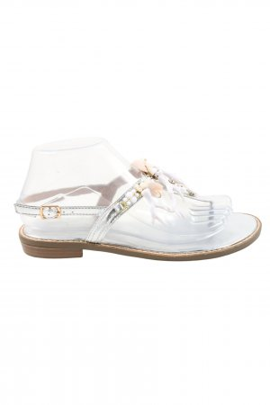 Giacomo Dianette Sandals silver-colored casual look