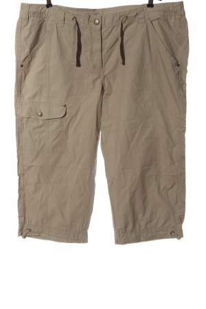 Giada 3/4 Length Trousers cream casual look
