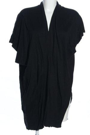 Giada Cardigan schwarz Casual-Look