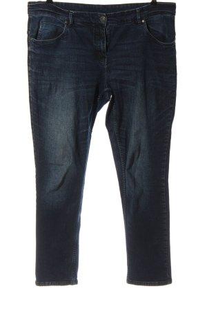 Giada Jeans slim fit blu stile casual