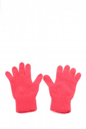 Giada Knitted Gloves pink casual look